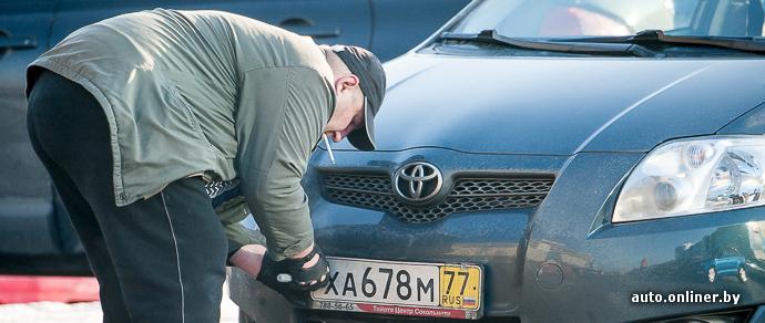 СМИ: в России фактически приостановлены продажи иностранных автомобилей российскими дилерами