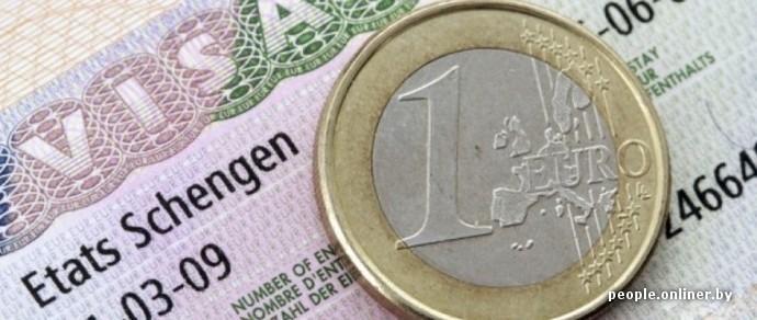 В 2015 году «шенген» для белорусов может подешеветь