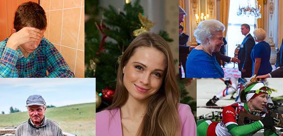 2014-й в лицах: 14 героев, которые «сделали» этот год