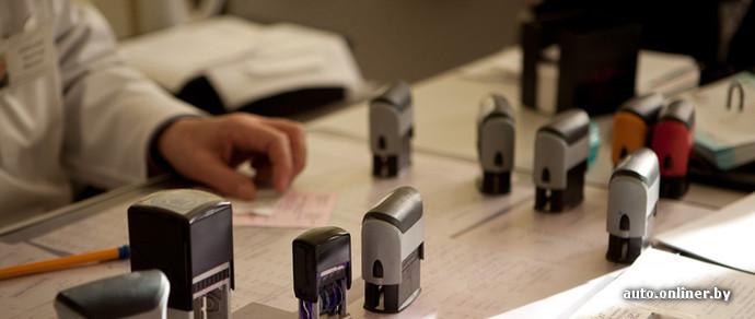 Сразу четыре работницы поликлиники в Гродно попались на оформлении липовых справок водителям