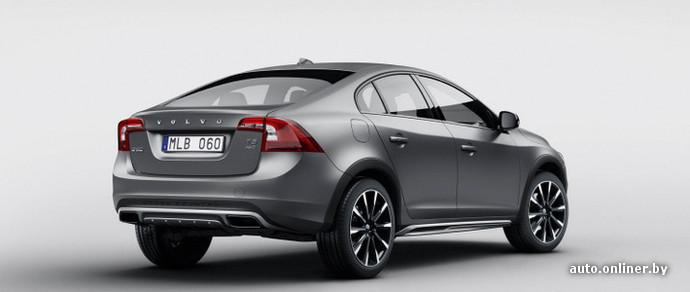 Volvo увеличит количество моделей Cross Country