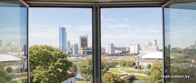 Россияне стали реже покупать недвижимость в Минске и, более того, активно продают ранее приобретенные квартиры