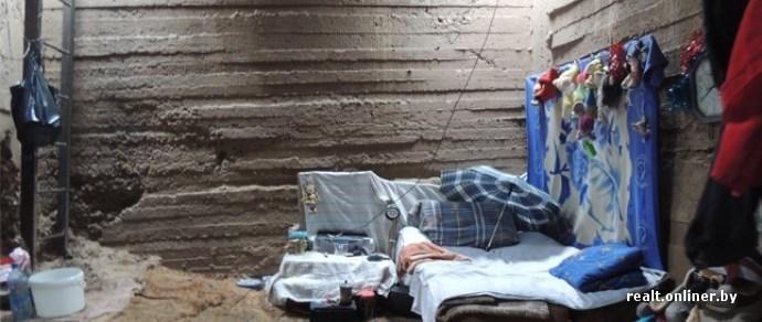 Жизнь в подземелье: молодая женщина по собственной воле переселилась в теплотрассу