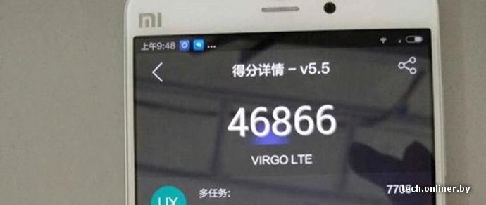 Опубликованы «шпионские» фото смартфона Xiaomi Mi5