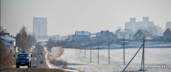 Около 15 тысяч участков выделят для строительства частных домов в Минской области