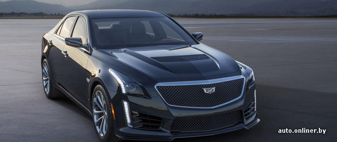 Cadillac оснастит свои «заряженные» модели полным приводом