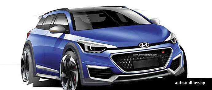 Hyundai завершает разработку конкурента Sandero Stepway