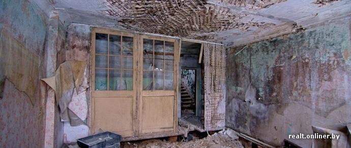 Минские кварталы-призраки. Почему отселенные дома не сносят на протяжении многих лет?