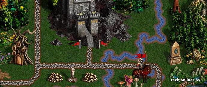 Вышла HD-версия Heroes of Might & Magic III для iPad и Android-планшетов