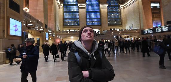 Наши в Америке: стаптываем башмаки на Манхэттене