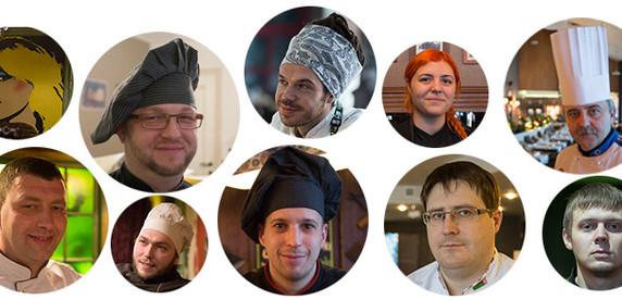 Кто нас кормит: портреты минских шеф-поваров