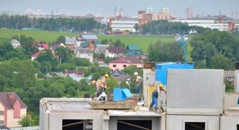 Лукашенко о планах в строительстве: приоритет отдадим жилью, хотя и здесь перебора не будет