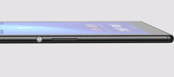 Опубликовано фото Sony Xperia Z4 Tablet