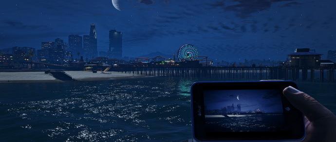 Rockstar опубликовала подборку скриншотов из PC-версии GTA V