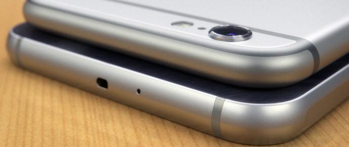 Концепт Samsung Galaxy S6 сравнили с iPhone 6