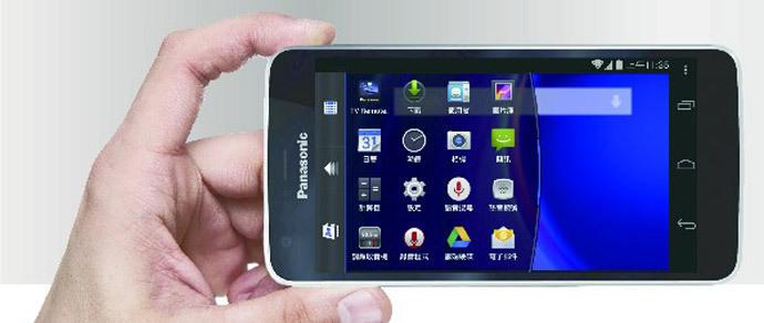 Panasonic выпустила свой первый 64-битный смартфон