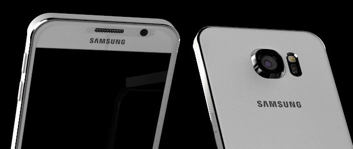 Дизайнеры показали концепты Galaxy S6 и S6 Edge