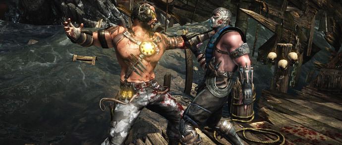 Видеофакт: кровожадные «бруталити» вернулись в Mortal Kombat X