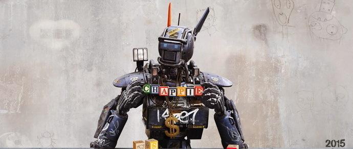 Робот по имени Чаппи (2 15) смотреть онлайн
