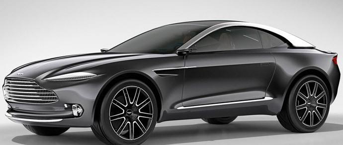Компания Aston Martin привезла в Женеву «семейный спорткар класса GT»