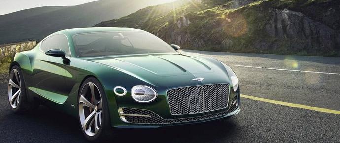 Британцы показали, как может выглядеть самая доступная модель Bentley