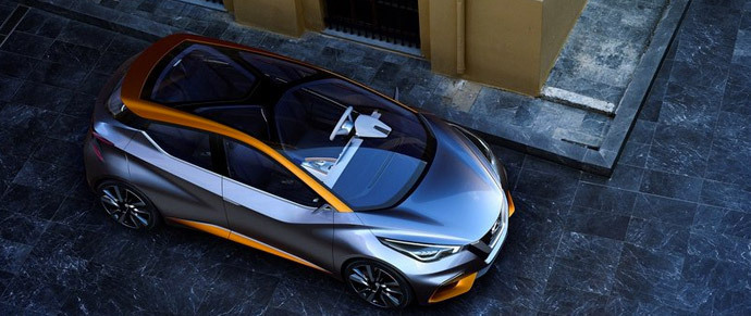 Новый Nissan Micra обещает стать стильным