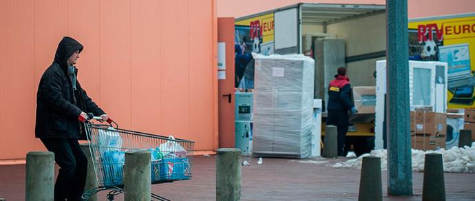 Вернись, белорус! Представители Auchan, Media Markt и других компаний Белостока о шоп-туристах из РБ