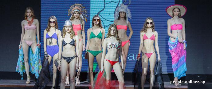 Фотофакт: минчанам показали новинки итальянской моды
