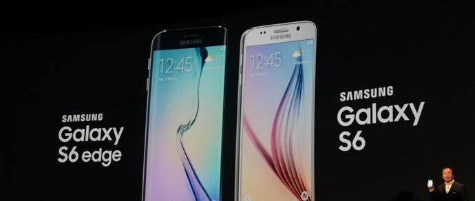 Samsung представила Galaxy S6
