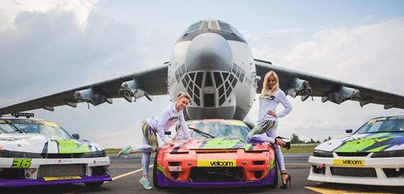 Пилоты Drift Legion: у нас есть Стиг, четыре Nissan и один BMW