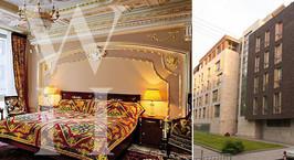$111 000 за «квадрат». В Москве продается самая дорогая квартира: пять комнат, золотая лепнина и мраморные полы