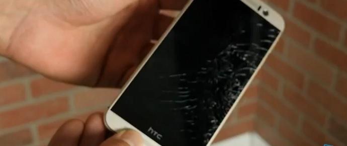 HTC One M9 пережил тест на падение лучше, чем iPhone 6 и Galaxy S6