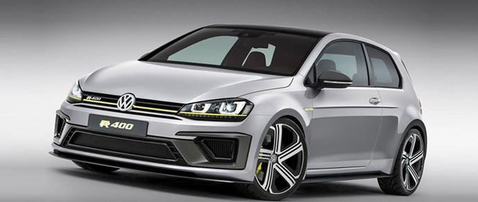 Volkswagen запустит производство 420-сильного Golf