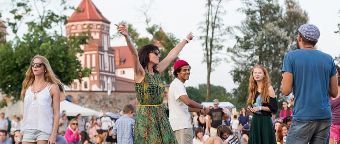 Объявлен хедлайнер фестиваля у ворот Мирского замка. На Mirum Music Festival выступит Нино Катамадзе