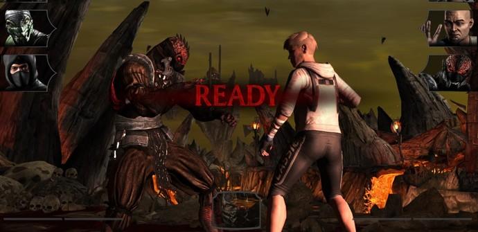 Mortal kombat x android 4pda
