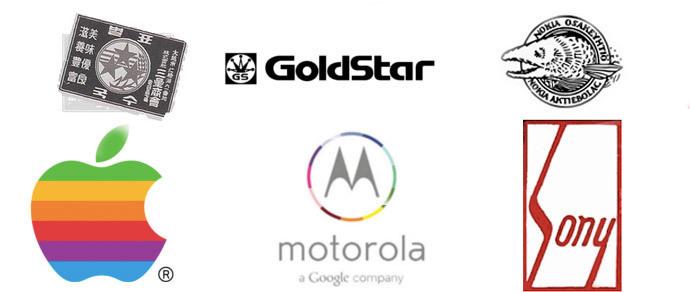 Эволюция: как изменялись логотипы производителей телефонов
