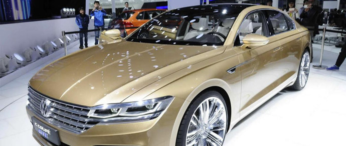 Volkswagen запускает производство модели на базе Audi A6