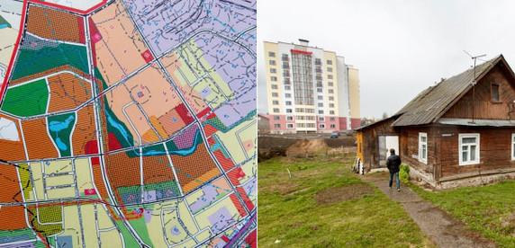 Заславль, Логойск и Руденск: где и сколько жилья построят для минчан