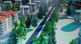 Таунхаусы и усадьбы. Каким будет «город энергетиков» в Островце?