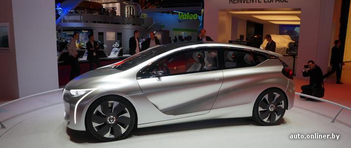 Renault считает, что рынок пока не готов принять гибрид Eolab с расходом 1 литр на сотню