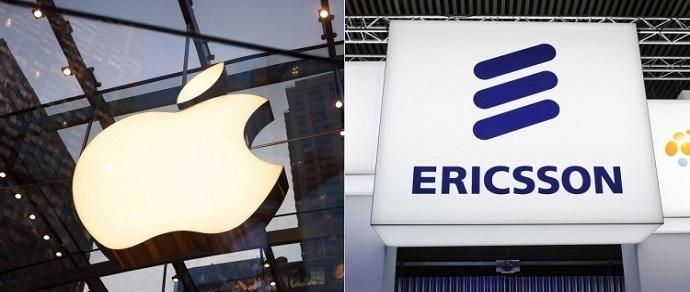 Ericsson начала преследование Apple в Европе