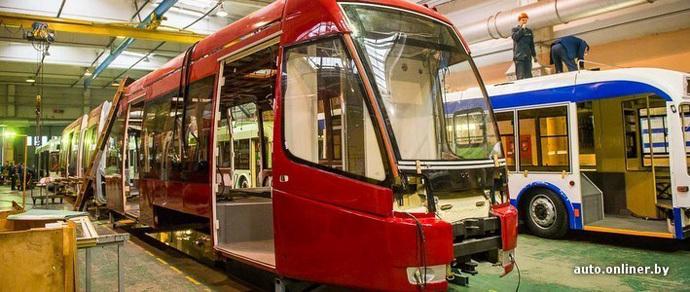 «Белкоммунмаш» передал российской компании трамваев более чем на $1 миллион, а та обанкротилась — в отношении белорусского менеджера возбудили уголовное дело
