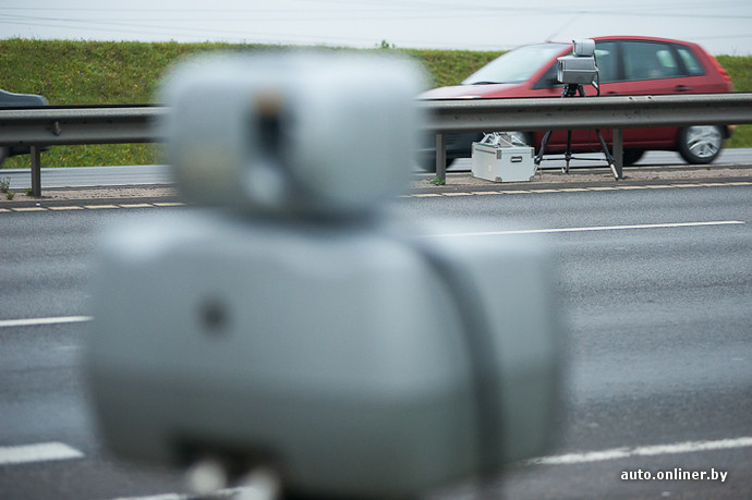 Двадцать восемь вопросов и ответов о камерах скорости