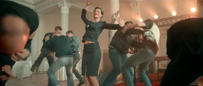 клип группы ленинград про сискики