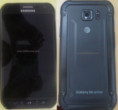 Samsung Galaxy S6 Active на фото