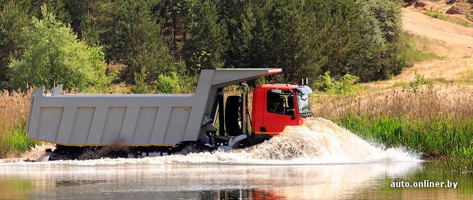 Тест-драйв Tatra Phoenix: проверяем, на что способен 17-тонный грузовик-внедорожник