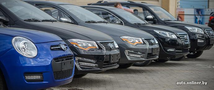 Компания Lifan открыла в Минске свой первый автоцентр