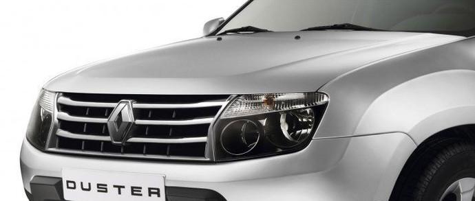 Российский Renault Duster слегка улучшили