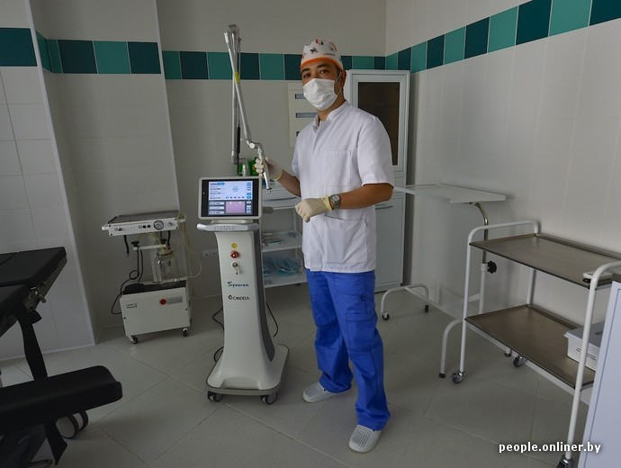 Клиника пластической хирургии в минске