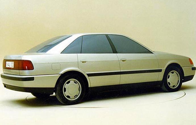 Audi 100 Prototype